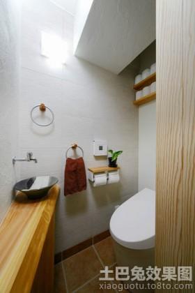 卫生间圆形毛巾架图片