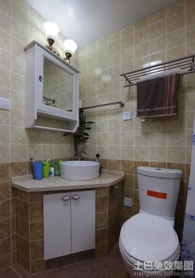 家用卫生间毛巾架图片