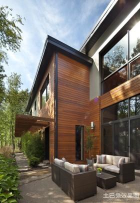 私家别墅庭院景观设计