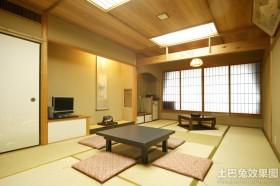 日式房间装修客厅效果图
