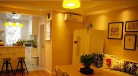 暖色调室内装修效果图大全