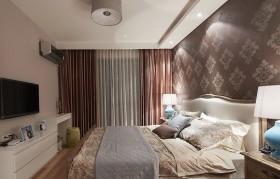 二居主卧室室内装修效果图片