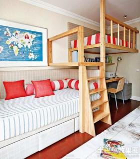 多功能儿童房效果图片