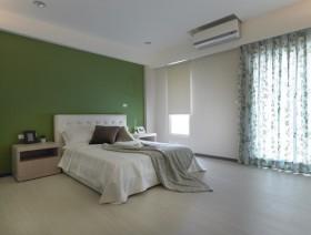 简约风格30平米卧室装修效果图