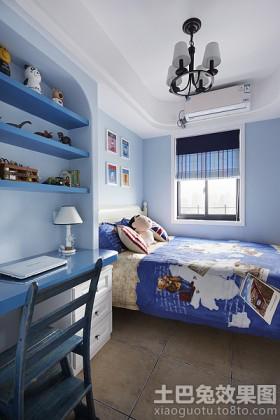 地中海风格儿童房装修效果图片