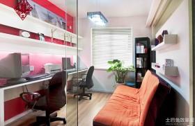 双人书房折叠沙发床图片