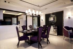 新古典主义风格餐厅装修效果图