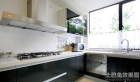 宜家厨房不锈钢橱柜图片