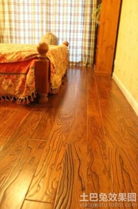 卧室过道木地板装修图片欣赏