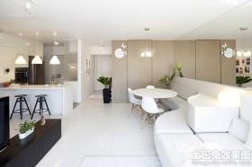 公寓式住宅效果图
