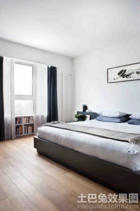 简约二居卧室效果图片