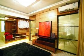 现代卧室室内装饰画图片