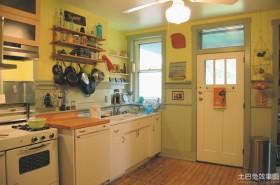 混搭风格厨房装修设计
