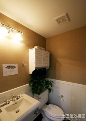 卫生间置物柜图片