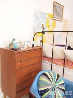 卧室置物柜效果图片欣赏