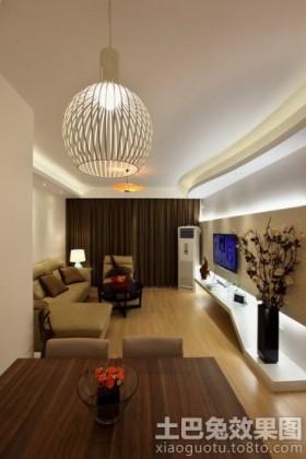 简约三居室内灯具设计