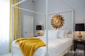 现代简约欧式卧室装修效果图欣赏