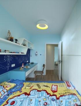 最新儿童房装修效果图大全图片