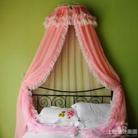 卧室床帘图片