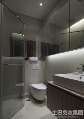 干湿分离卫生间装修设计