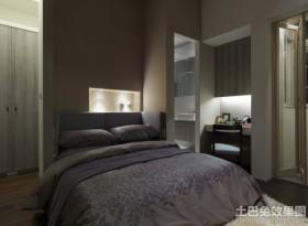 简约风格主卧室装修效果图大全图片