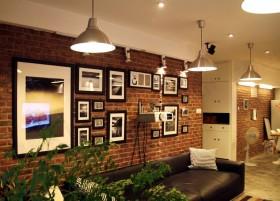 照片墙装饰效果图片