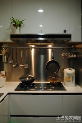 小户型厨房挂件效果图片
