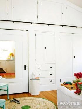 家居入墙柜装修效果图