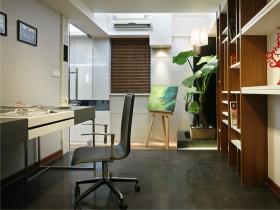 现代书房装修设计效果图大全