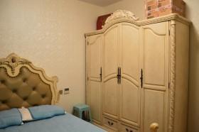欧式卧室衣柜装修效果图大全图片