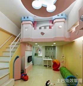 loft户型室内装修效果图