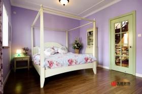 别墅卧室布置效果图片