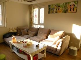 婚房客厅沙发茶几图片