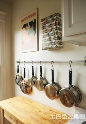 宜家不锈钢厨房挂架图片