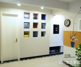 室内墙上装饰效果图片