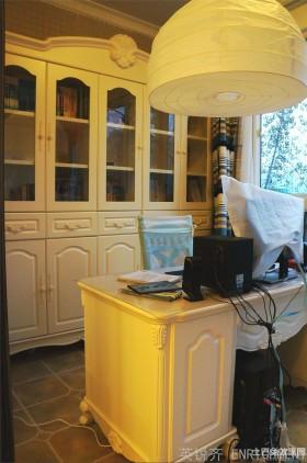 欧式书房家具图片