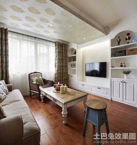 宜家宜室小户型客厅装修图片
