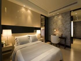 现代二居卧室装修效果图
