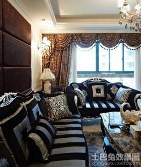 新古典风格客厅沙发图片