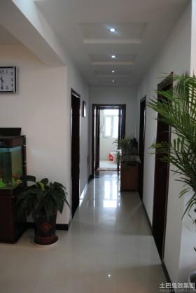 三室两厅老房装修走廊效果图