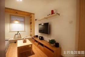 日式客厅电视柜设计图片大全