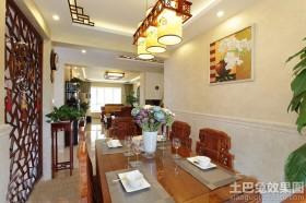 中式风格室内装潢设计效果图