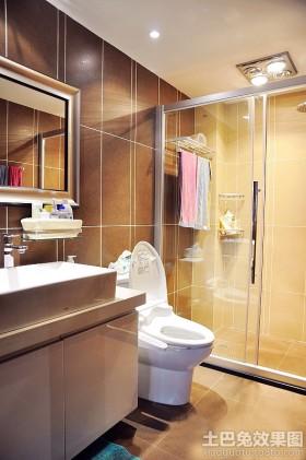 宜家浴室玻璃门图片