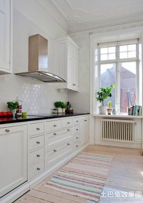欧式风格小户型厨房装修效果图大全图片
