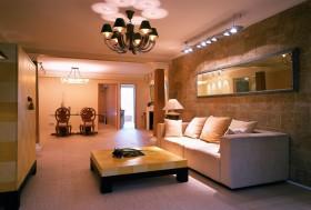 北非风格两居室客厅装修效果图欣赏