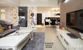 欧式风格家庭装修设计效果图