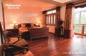 中式风格主卧室装修效果图欣赏