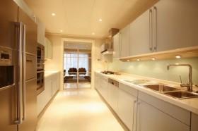简约风格二居室厨房装修效果图