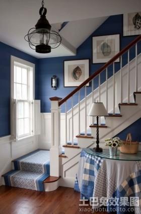 地中海风格楼梯图片