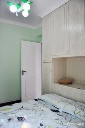 卧室北欧风格装修效果图
